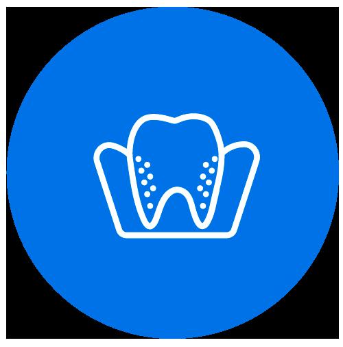 Viamedical Centro Odontologico Especialiodades Icono Periodoncia